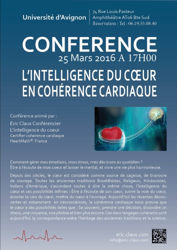 Conférence cardiaque