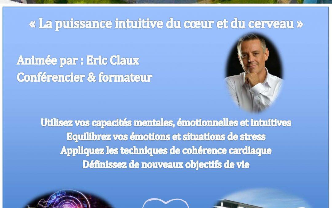 Conférence cohérence cardiaque 3 mars a Nantes
